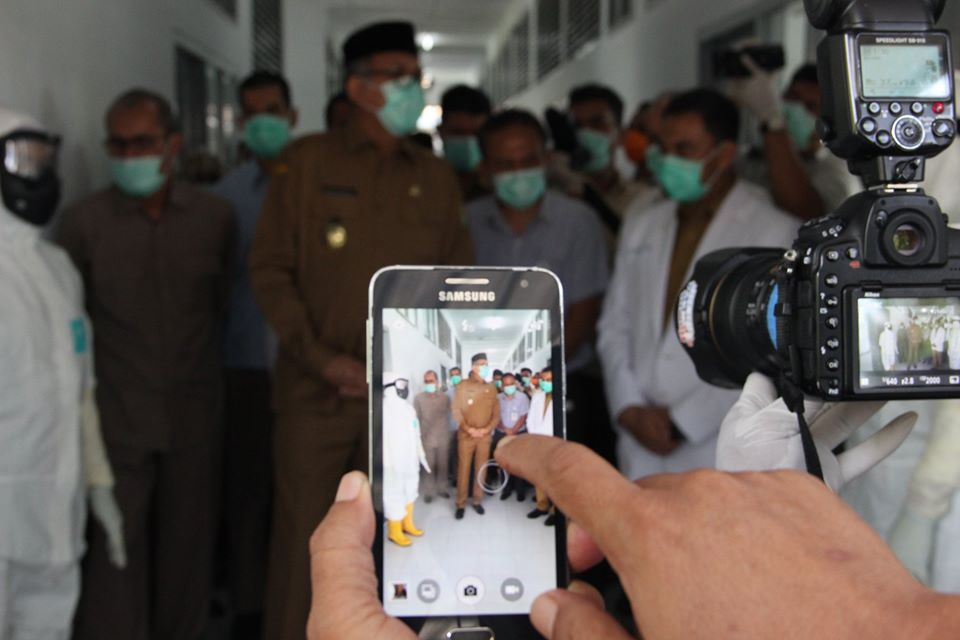 Nova Iriansyah: DPR Aceh sudah Bersepakat untuk Menghentikan Semua Kegiatan Fisik