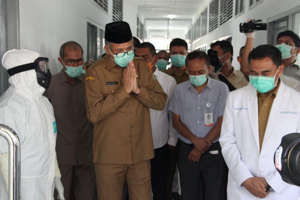 Plt Gubernur Aceh Cabut Penerapan Jam Malam, Demi Selamatkan UMKM