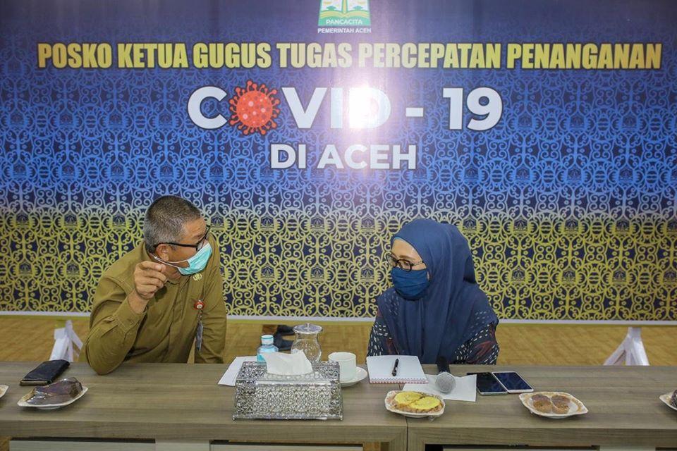 Pemerintah Aceh Siapkan Skema Berbelanja di Masa Pencegahan Covid 19