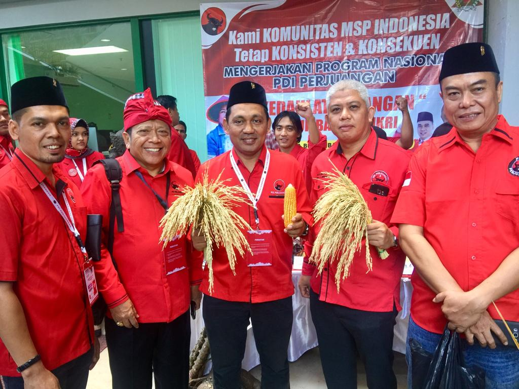 Politikus Aceh Sarankan Smart Farming di Covid-19