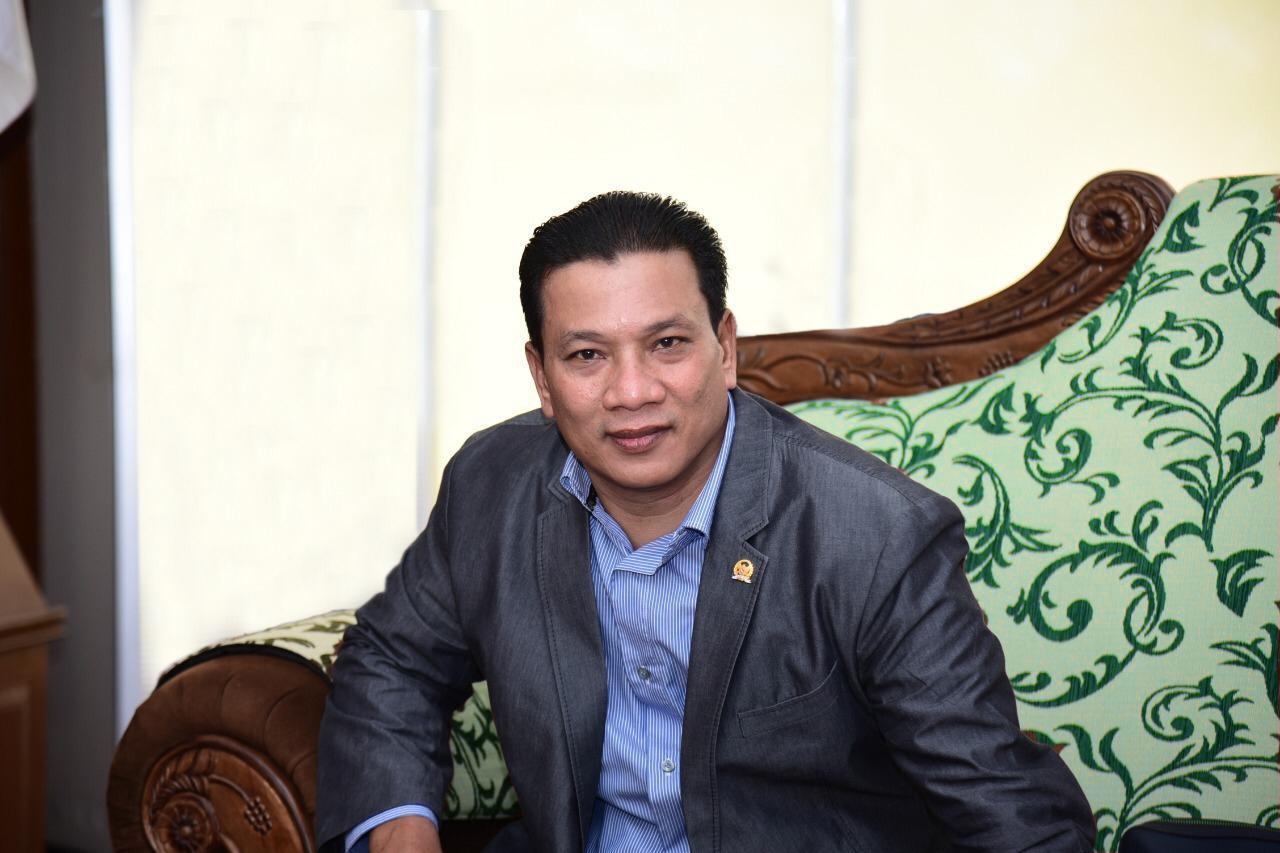 RDP Dengan Menteri Desa, HRD Sampaikan Aspirasi Geuchik Aceh
