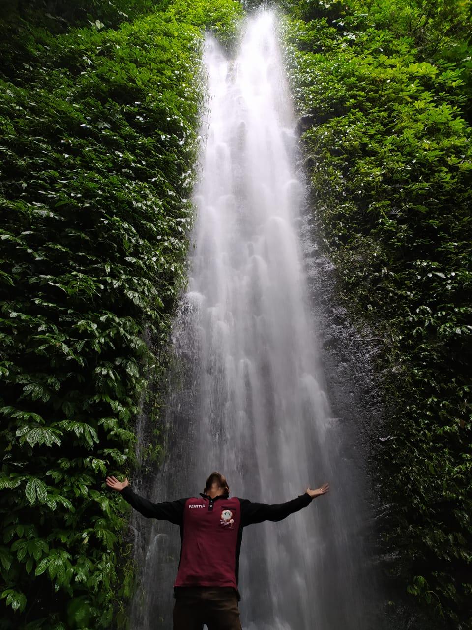 Air Terjun Tersembunyi Dibalik Keindahan Gunung Seulawah