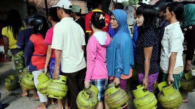 Aktivis Aceh Selatan Minta Pemda Segera Menyurati Pertamina Terkait Gas Elpiji 3 Kg