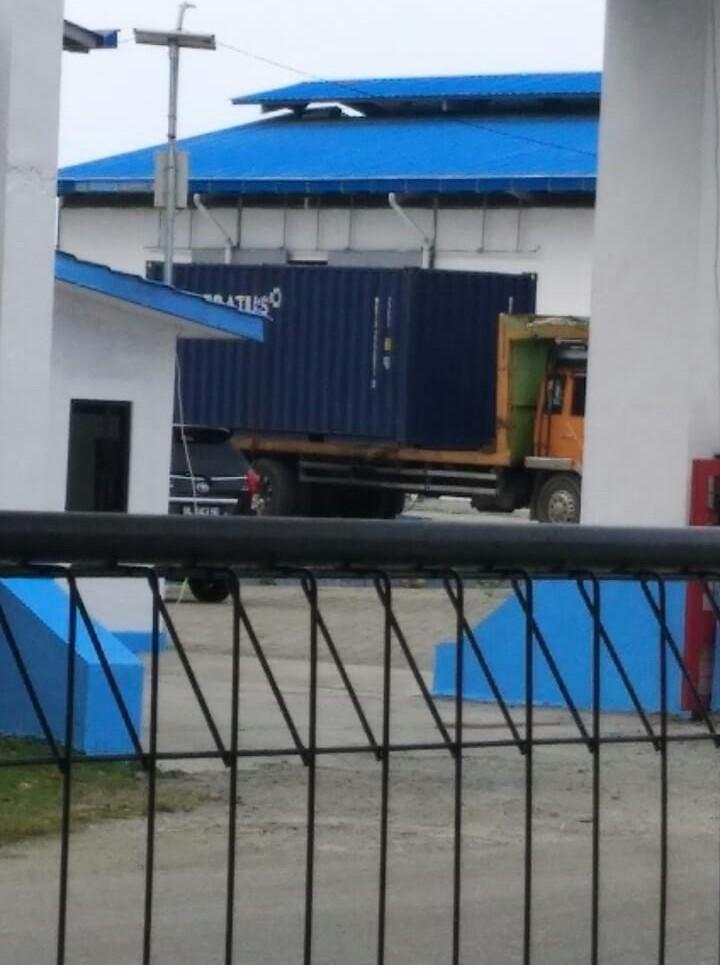 WALHI Minta Kepolisian untuk serius Proses pelaku pengangkut material tambang